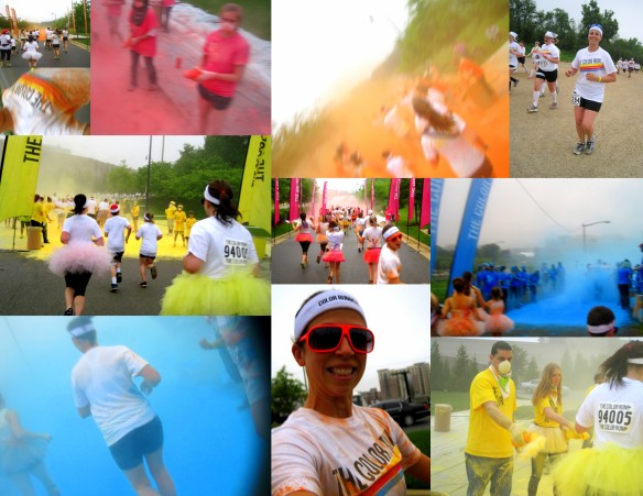 1-Color Run